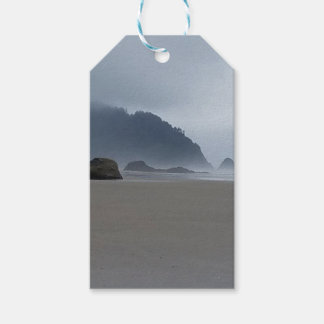 Hug Point Oregon Coast on a Misty Day Pack Of Gift Tags
