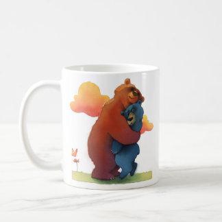 Hug Someone You Love Today. Coffee Mug
