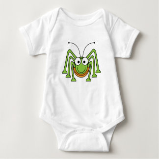 hug the bug baby bodysuit