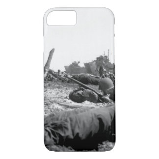 Hug the dirt, mates, or you'll get your_War Image iPhone 7 Case
