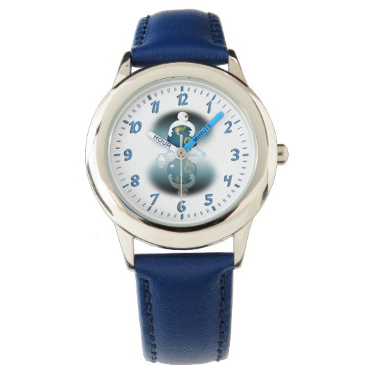 Hug the Planet Wristwatches