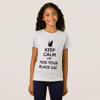 hug your black cat T-Shirt