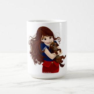 Hug Your Dog Daily Mug