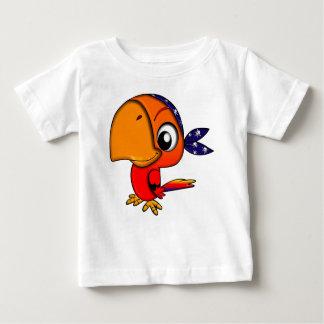 Huge beak cartoon bird baby T-Shirt