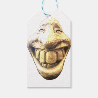 Huge Happy Face Pack Of Gift Tags