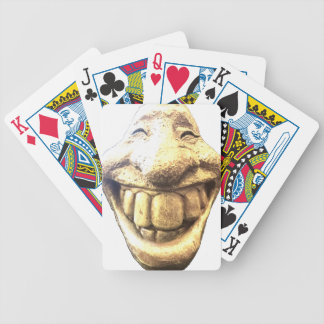 Huge Happy Face Poker Deck