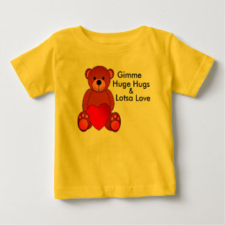 Huge Hugs & Lotsa Love Shirt
