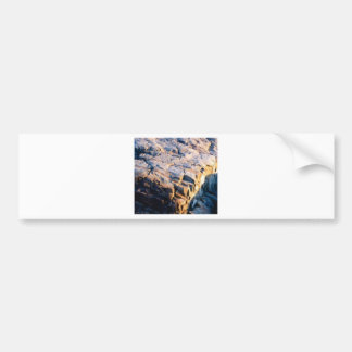 huge rock cube bumper sticker