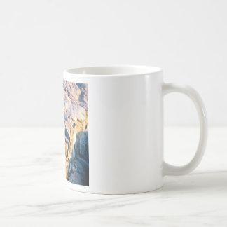 huge rock cube coffee mug