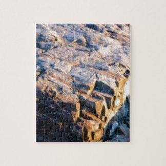 huge rock cube jigsaw puzzle