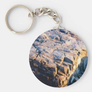 huge rock cube keychain