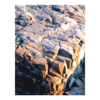 huge rock cube letterhead