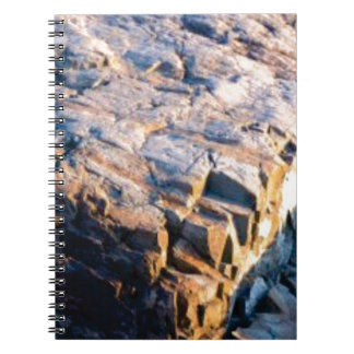 huge rock cube notebooks