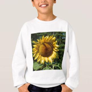 Huge Sunflower Sweatshirt