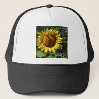 Huge Sunflower Trucker Hat