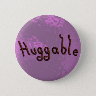 Huggable 2 Inch Round Button