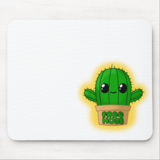 Huggable Cactus Mouse Pad