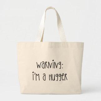 Hugger 1 large tote bag