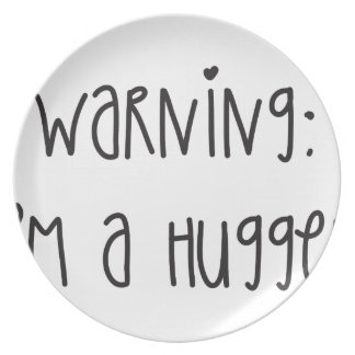 Hugger 1 plate