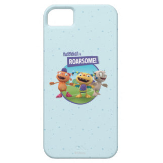 Huggleball is Roarsome! iPhone 5 Covers