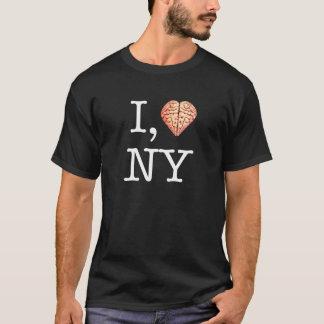 Hugh Howey I, Zombie NY Shirt