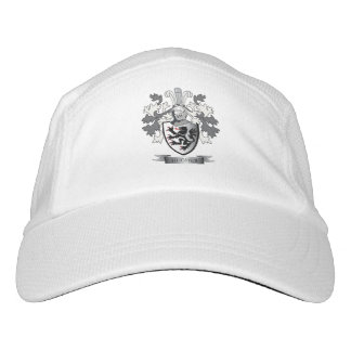 Hughes Family Crest Coat of Arms Hat