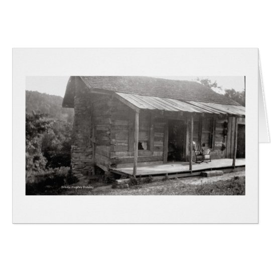 Hughes Homeplace Card