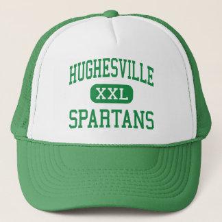 Hughesville - Spartans - Junior - Hughesville Trucker Hat