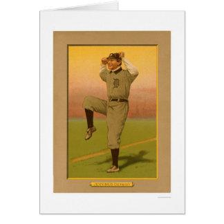 Hughie Jennings Tigers Baseball 1911 Card