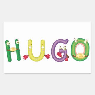 Hugo Sticker