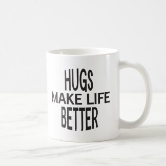 Hugs Better Mug - Assorted Styles & Colors