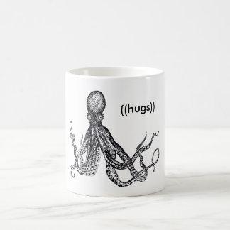 ((hugs)) coffee mug
