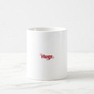 HUGS COFFEE MUG