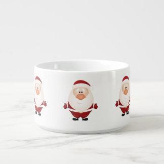 Hugs from Santa Claus Chili Bowl