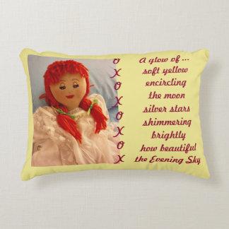 Hugs & Kisses Accent Pillow
