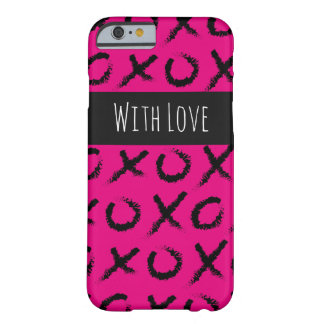 Hugs & Kisses Barely There iPhone 6 Case
