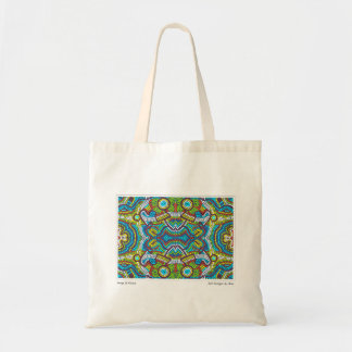 Hugs & Kisses - Digital Dot Designs by Gina Tote Bag