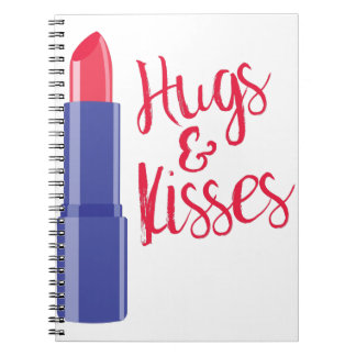 Hugs & Kisses Notebook