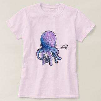 """""""Hugs?"""" Octopus T-Shirt"""
