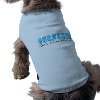 Hugs One Size Fits All Doggie Tee Shirt