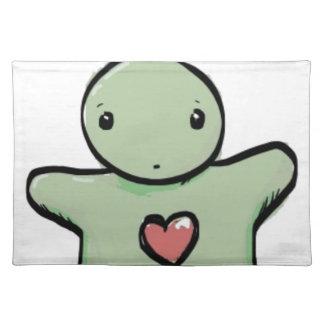 hugs placemat