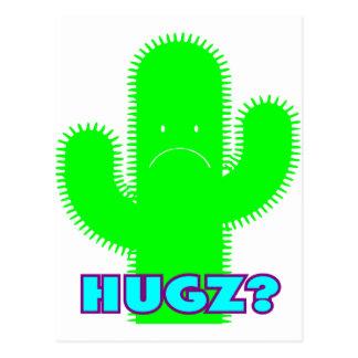 Hugz? Postcard