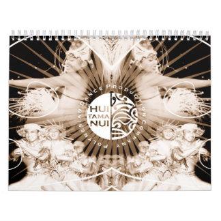 Hui Tama Nui Calender Calendar