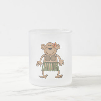 Hula Dancing Monkey Tshirts and Gifts Coffee Mug