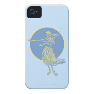 Hula Death Luau iPhone 4 Case