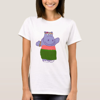 Hula Hippo shirt