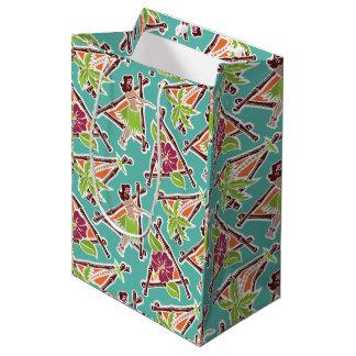 Hula Honey - Aqua - Gift Bag