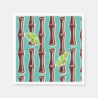 Hula Honey - Aqua - Paper Napkins