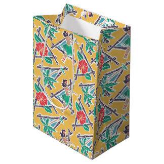 Hula Honey - Yellow - Gift Bag