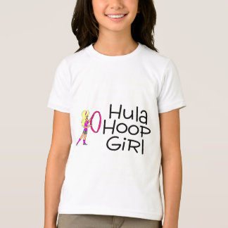 Hula Hoop Girl 2 T-Shirt